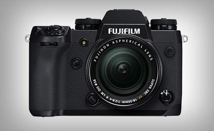 富士胶片宣布推出新款X-H1无反数码相机